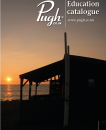 front cover image of pugh autumn catalogue 2016