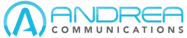 Andrea Communications Logo