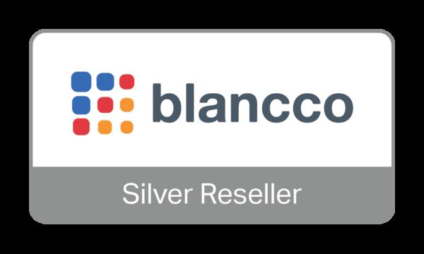 Blancco Silver Reseller Logo