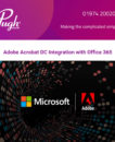 Newsletter Preview of the Products Acrobat DC and Office 365