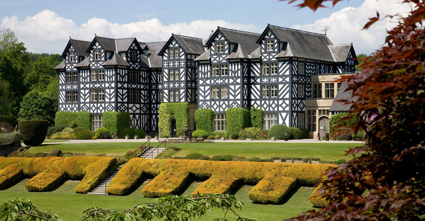 Picture of Gregynog Hall